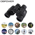 DBPOWER professional night vision 8x40 Zoom Optical Binoculars125m 1000m Camping Hunting Folding Binocular Telescope wide angle