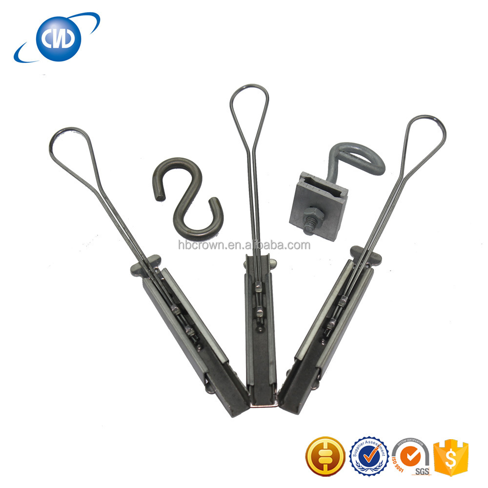Wire Rope Cross Clamp/electrical Cable Clamps/electrical Wire Clamp ...