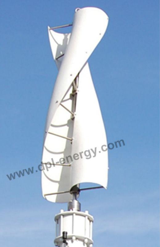 Vertikale windkraftanlage