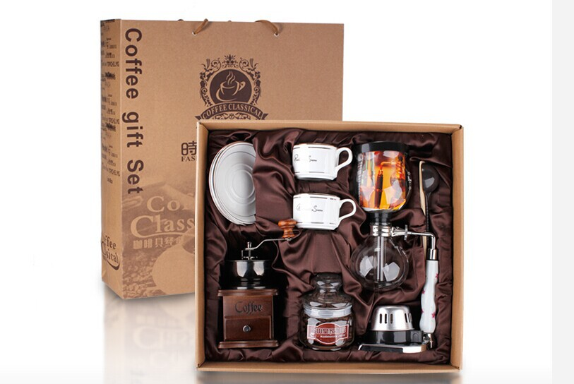 Christmas Business Gifts.Syphon Coffee Pot Set Christmas Box Gifts Syphon Coffee Business Gifts Coffee Pot
