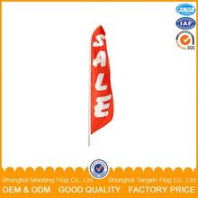 Fast Delivery On Sale Wind Flying Banners