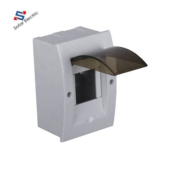 Tsm Type 2 Pole/way Flush Mounted Plastic Electrical Mcb Distribution Box -  Buy Mcb Distribution Box,Power Distribution Box Product on Alibaba com