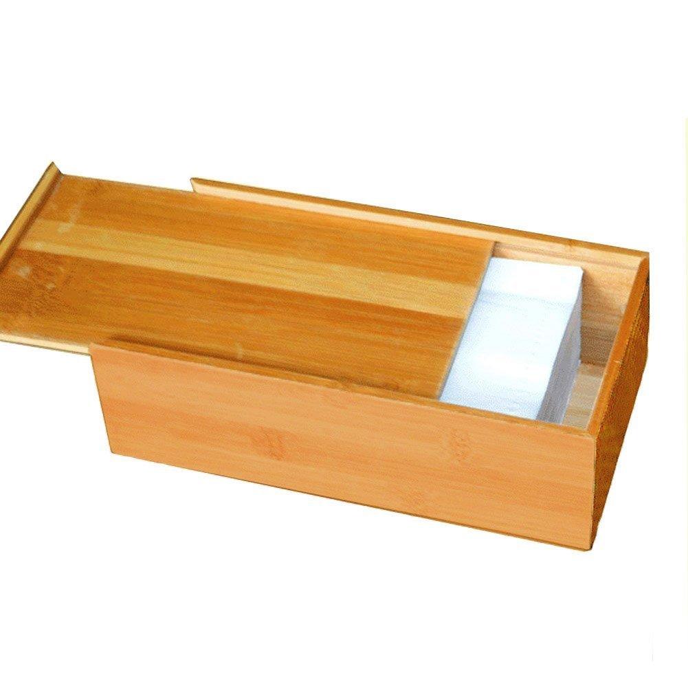 wooden tissue box TB-18061120 Details