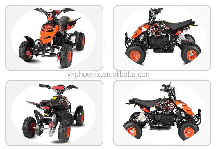 New designed 36v 500w 800w 1000w electric quad bike for Kids or Adults ( PE9055 )
