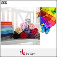 polyester 65 cotton 35 fabric T/C 65/35 21X21 108X58 200gsm 1.5m twill CDWM Dacron khaki fabric workwear china suppliers