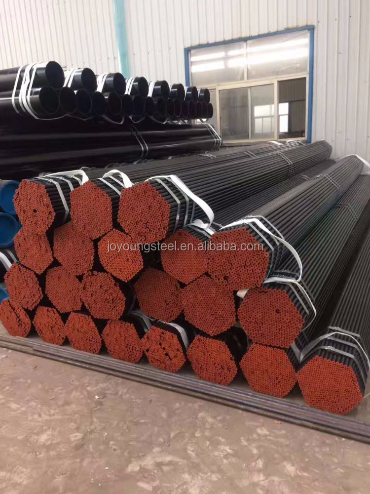 Cold Drawn Boiler Seamless Steel Tube A210 Boiler Seamless Carbon Stee...