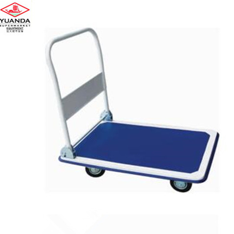 Warehouse and supermarket trolley tool hand truck cargo cart