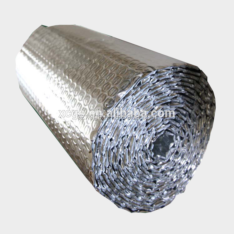 Greenhouse Bubble Aluminum Foil Thermal Insulation Material