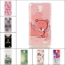 Luxury Cute IMD TPU Cell Phone Cover Case For Lenovo A536 Case TPUBack Cover For Lenovo A 536 Case Cartoon