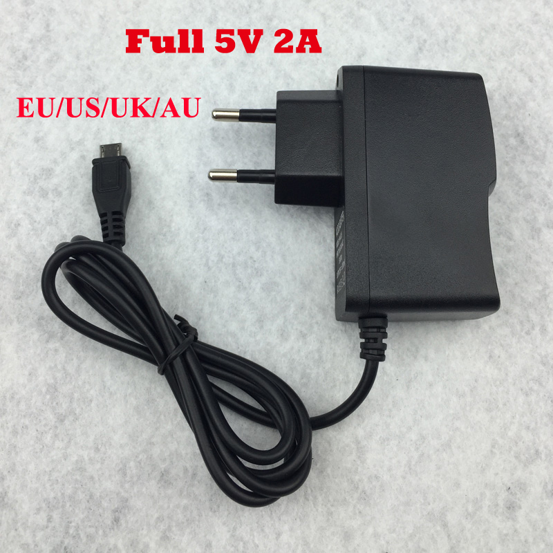 5 В 2A Raspberry Pi 2 зарядное устройство адаптер микро зарядка USB банан п . и . pro Raspberry Pi питания ес / великобритания / нам подключить