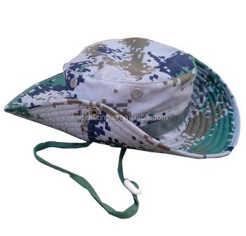 f41b6387adedd Outdoor Camping Hiking Hunting Sports Sun Cap military sport cap camo  fisherman folding bucket hats