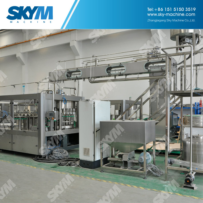 Manufacturer automatic High speed water bottling plant sale price