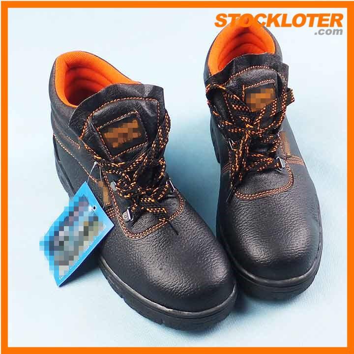 Heavy Duty Safety Shoes Men Stock Lot
