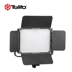 Fstphoto Supply Product Photography LED Video Light Panel Filmmaking TV Studio Equipment Light with Tripod