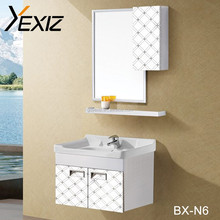 PV8086 Cheap Single Antique Modern Cabinet Basin Chinese Bathroom Vanity