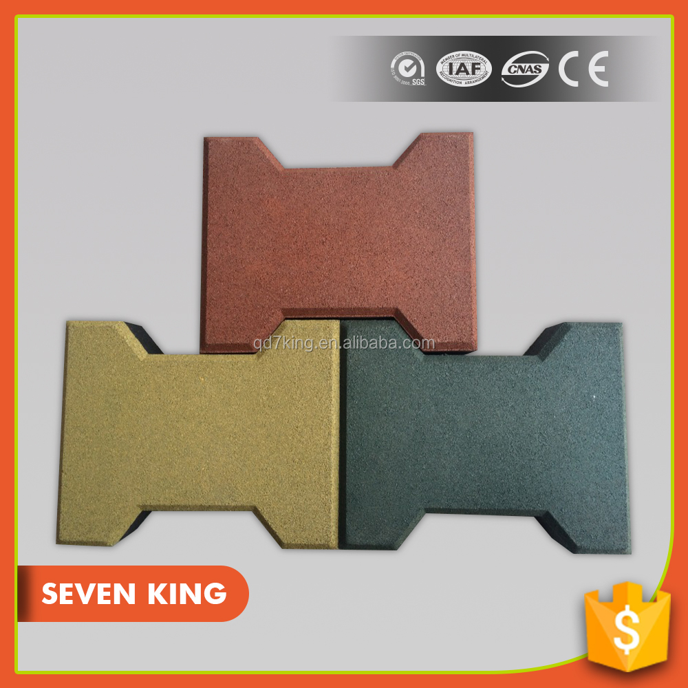 Qingdao 7king high density shock absorber eva puzzle/playground paver mats
