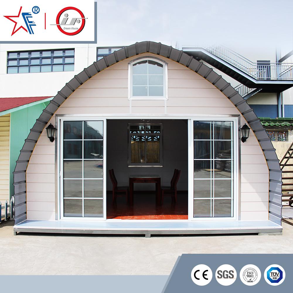 European Prefab Dome Homes/modular Prefabricated Homes Kits/arched Cabin -  Buy European Prefab Dome Homes,Modular Prefabricated Homes,Arched Cabin