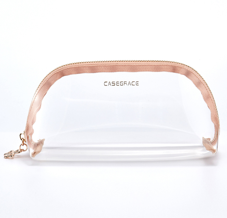 Custom Logo Fashion 2019 <strong>Cosmetics</strong> Wholesale Women Transparent Toiletry Makeup Bag Travel Accessories Waterproof <strong>Cosmetic</strong> Bag