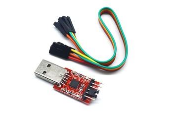 Высокое Качество Cp2102 Модуль Usb 2 0 Для Ttl Uart 6pin Модуль Serial  Converter Cp2102 Для Arduino Uno От Alibaba