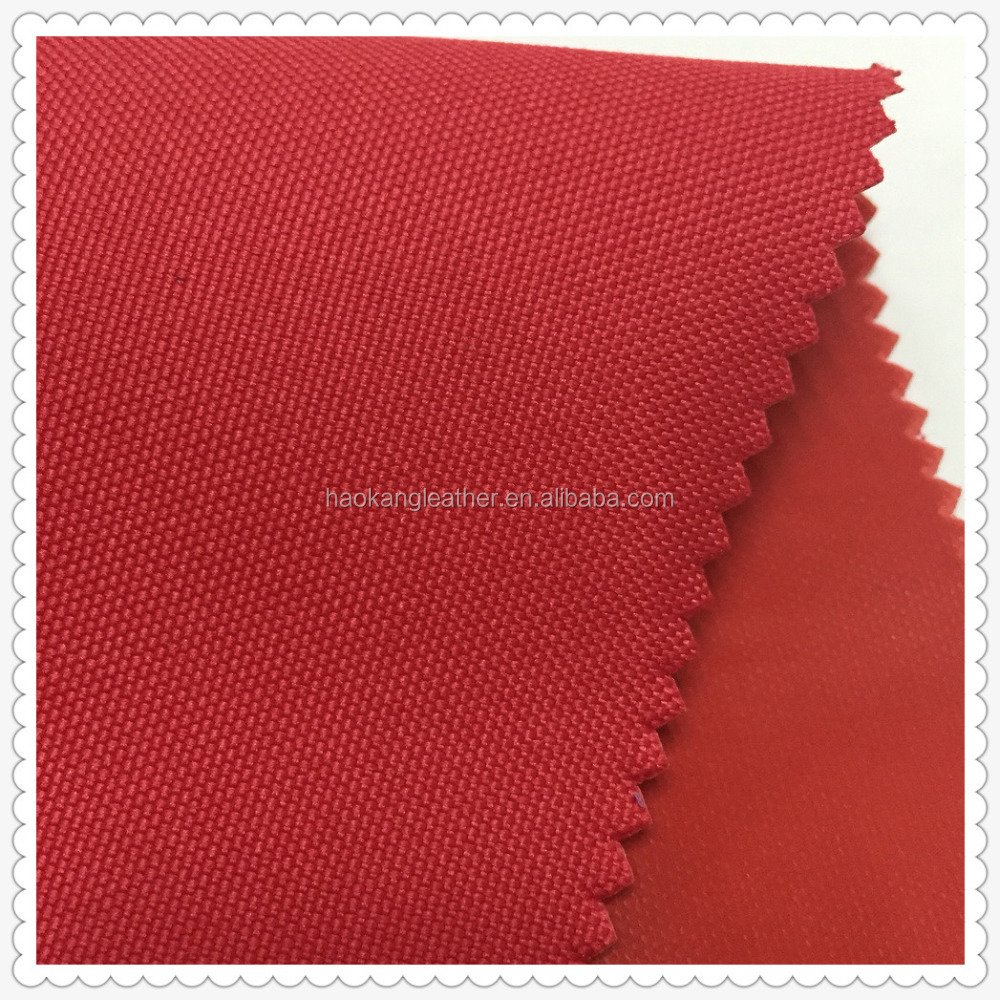 600d Fireproof waterproof fabric for bags