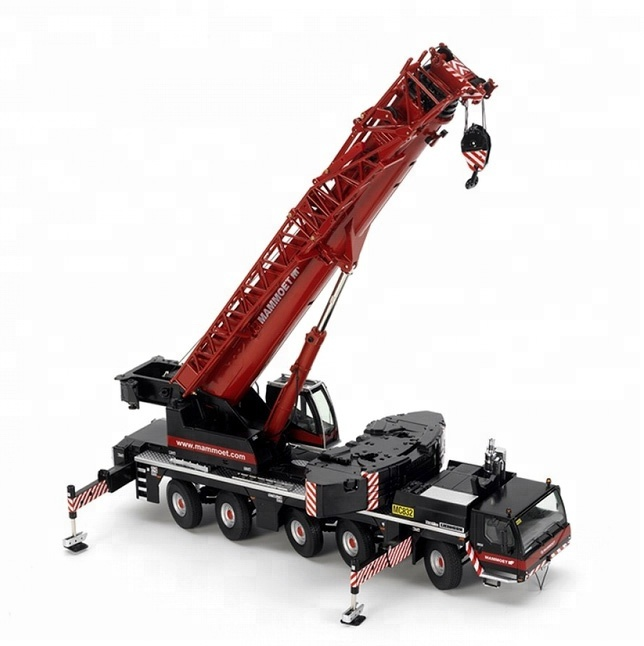 OEM 1/43 hoist model diecast scale model factory