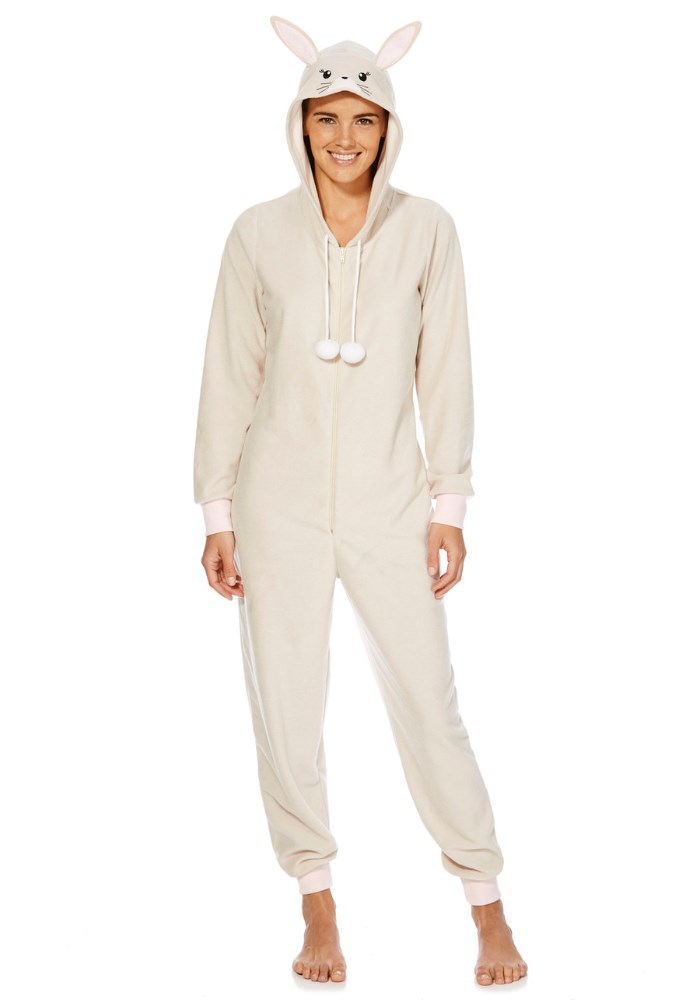e6ae98c2d613 Bunny Face Adult Rabbit Onesie - Buy Adult Rabbit Onesie