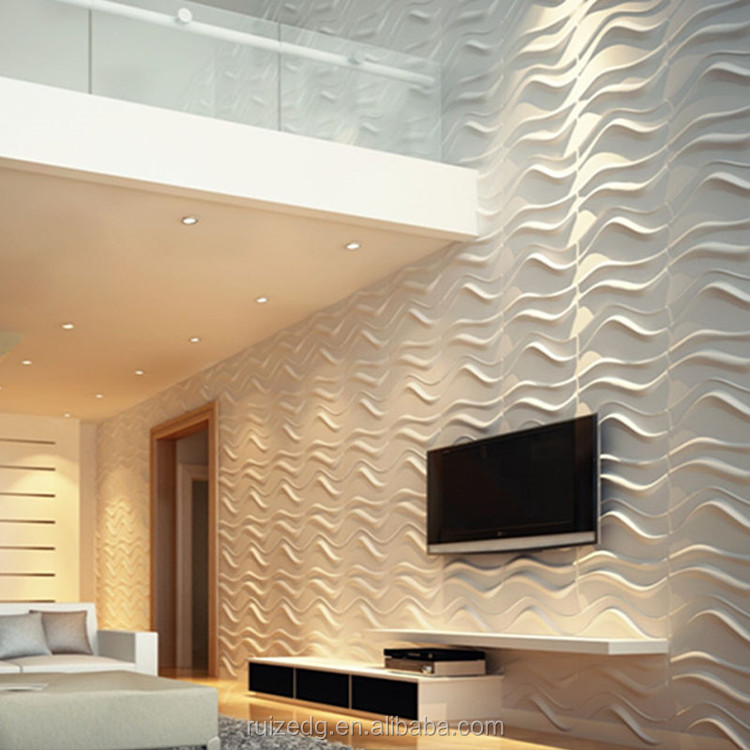 Modern Wall Art Decor 3d Wall Covering Panels For House ...