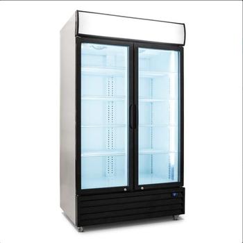 China Factory Glass Door Beverage Fridge Buy Glass Door
