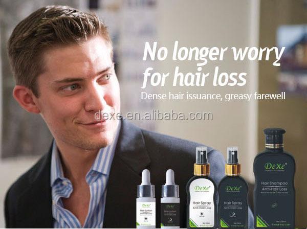 DEXE נגד ריסוס נשירת שיער להפסיק שיער נופל למטה