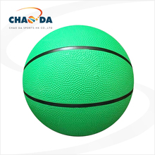 Best quality promotional indoor leather basketball with high performance