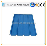 China gold supplier colour coated stainless steel ppgi ppgl ppcr coil / Prepainted galvanized steel plate sheet price