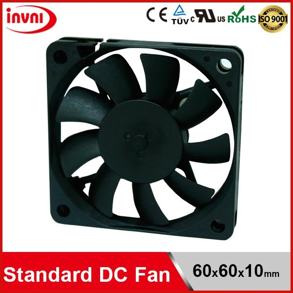 Standard SUNON 6010 60x10 60mm 60x60 60x60x10 60 mm 12V Mini Electric Axial Fan 60x60x10mm (MB60101V1-0000-A99)