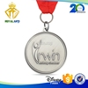 Promotional Custom Achieving Excellence Metal Sport Medal with Ribbon