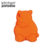 Easy To Clean silicone rhinoceros shape animal baking cake mold