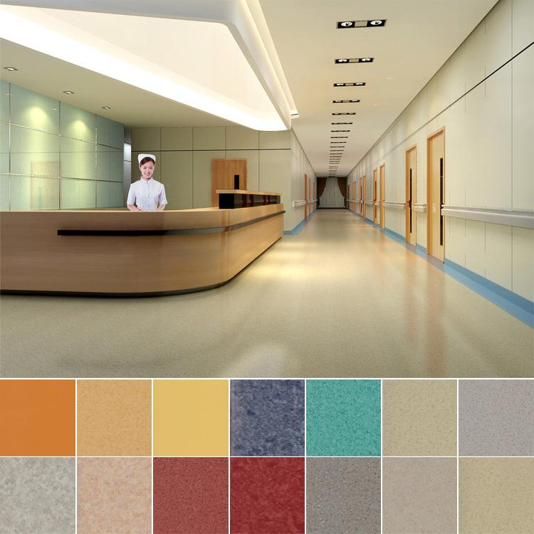 fabrik wasserdichte qualit t pvc boden krankenhaus marmorkorn innen vinyl b den plastikboden. Black Bedroom Furniture Sets. Home Design Ideas