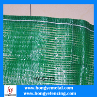 Leno mesh packing bag for nuts from HONGYE