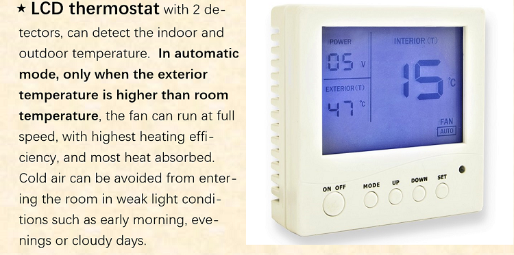 LCD thermostat for solar panel, View solar panel, OSCAR Product Details  from Oscar Science & Technology Co , Ltd  on Alibaba com