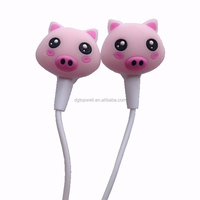 Newest design cute earbuds earphone frozen earphones