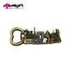 Advertising metal zinc alloy dripping oil color travel souvenir gift promotion metal key chain