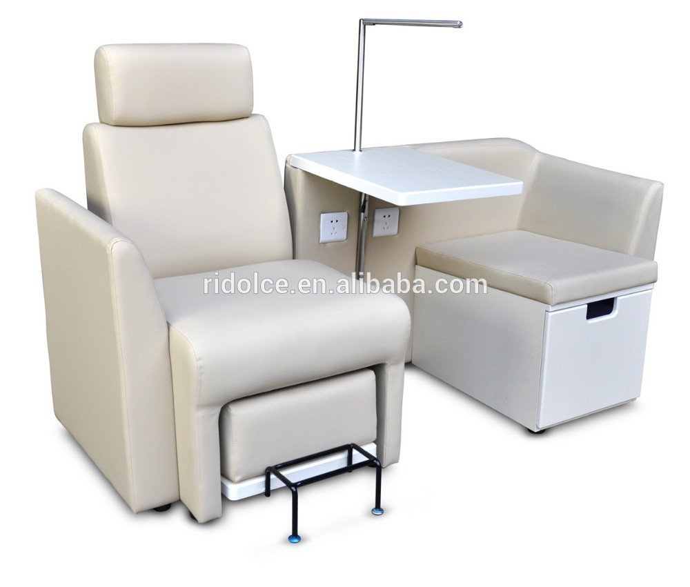 Nail salon furniture best nail designs 2018 for Nail table and chairs