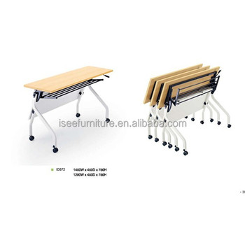 Small Size Of Folding Conference Table In Wood Id Buy Folding - Collapsible conference table