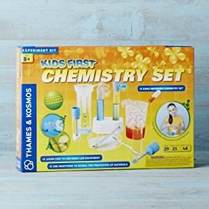 Thames & Kosmos Kids First Chemistry Set Up
