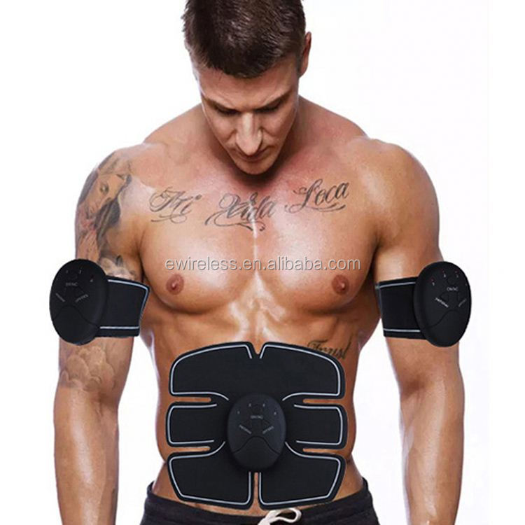 Beauty & Health Health Care Bright Smart Muscle Trainer Abdominal Arm Muscle Massager Fitness Stickers Slimming Massagers Abs Stimulator Sculpting Massage Pad Big Clearance Sale