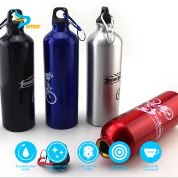 750ml Custom Logo Printing Whole Aluminum Water Bottle Product On Alibaba
