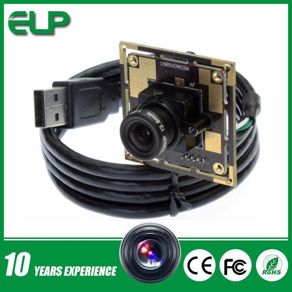 MJPEG YUY2 UVC Linux Android oem board cmos module 5mp camera usb