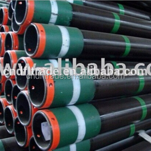 spec api 5ct 5b octg grade j55 k55 n80 l80 p110 used oil well steel tubing/ casing pipe