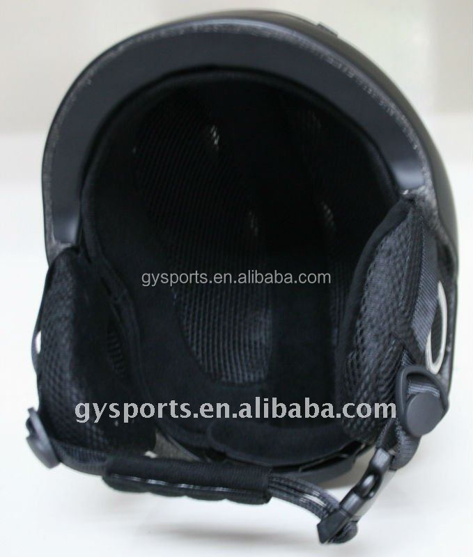 ski helmet has different size and Ear protectors ,model number ,GY-SH801 2015 hot sales!