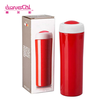 Wholesale rectangle shape corrugated paper water bottle box packaging
