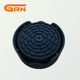GRN new silicone drink coasters black silicone drink coasters set coasters for drinks