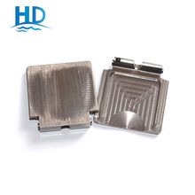 Manufacturer Custom Made Metal Aluminium CNC Precision Forging Powder Parts